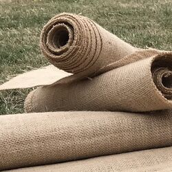Burlap/Hessian for Arch or Arbour